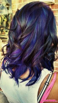 Oil Slick Hair Color Is One Of The Most Amazing Things You ...