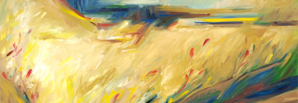 Abstract Landscape Cape Cod