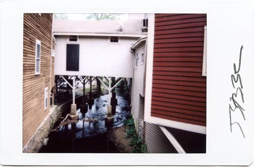 Instant Photograph - Chester, Ct - Strazza 2