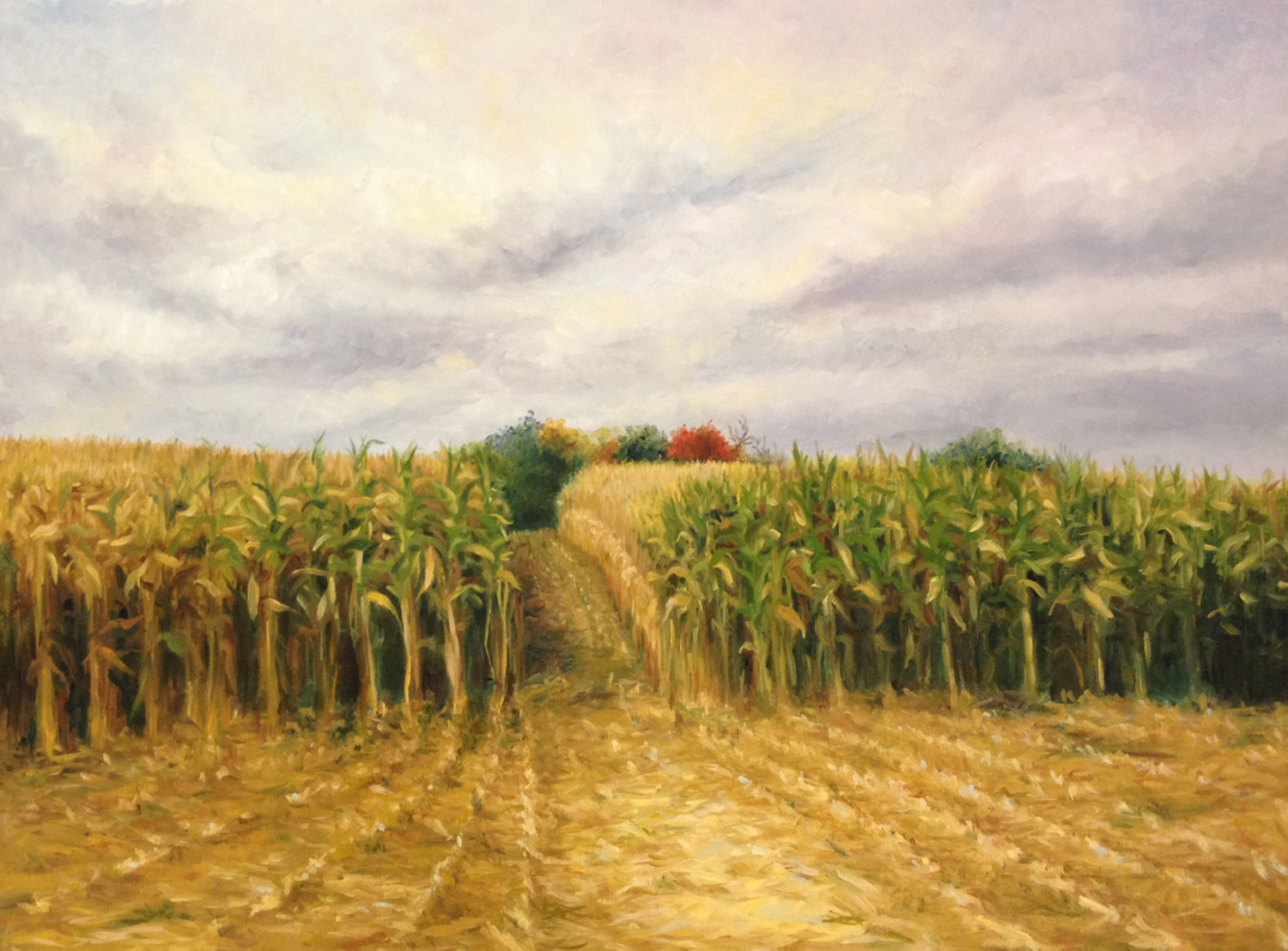 Strazza Impressionistic Paintings