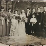 Wedding Photograph Restored