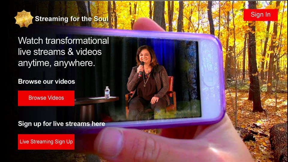Slider iPhone in woods  960 x 540