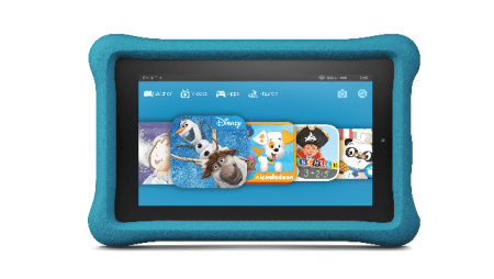 Amazon Fire Kids Edition mit mehr Speicher