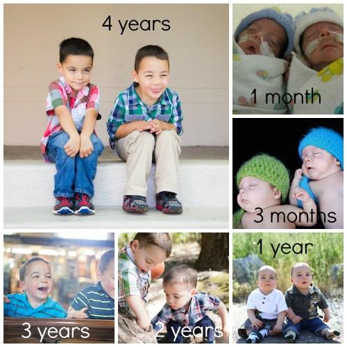 Brothers_Age Progression