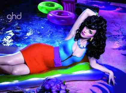Katy Perry California Dreams Promo