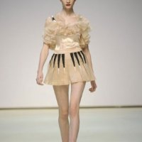 Danielle-Scutt London Fashion Week 2011
