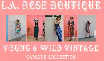 LA Rose Vintage Memorial Day Sale