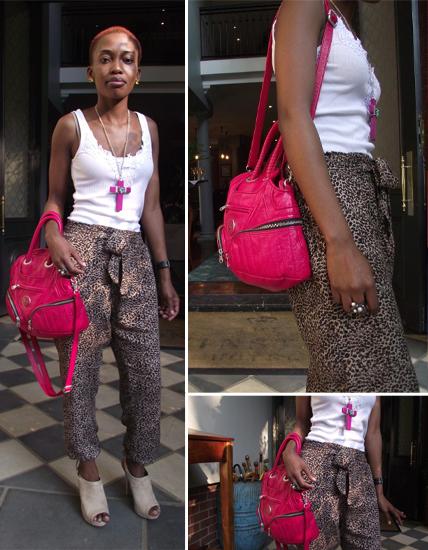 Street Style South Africa! Kgomotso