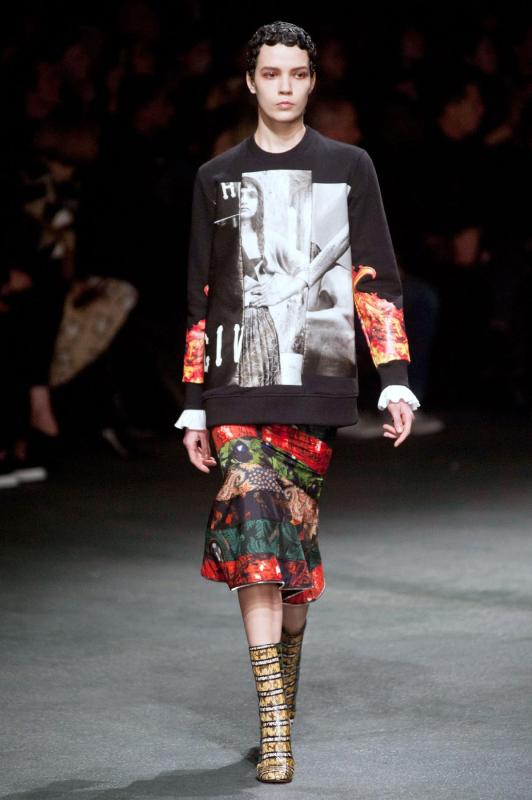 Givenchy Artwear Piece