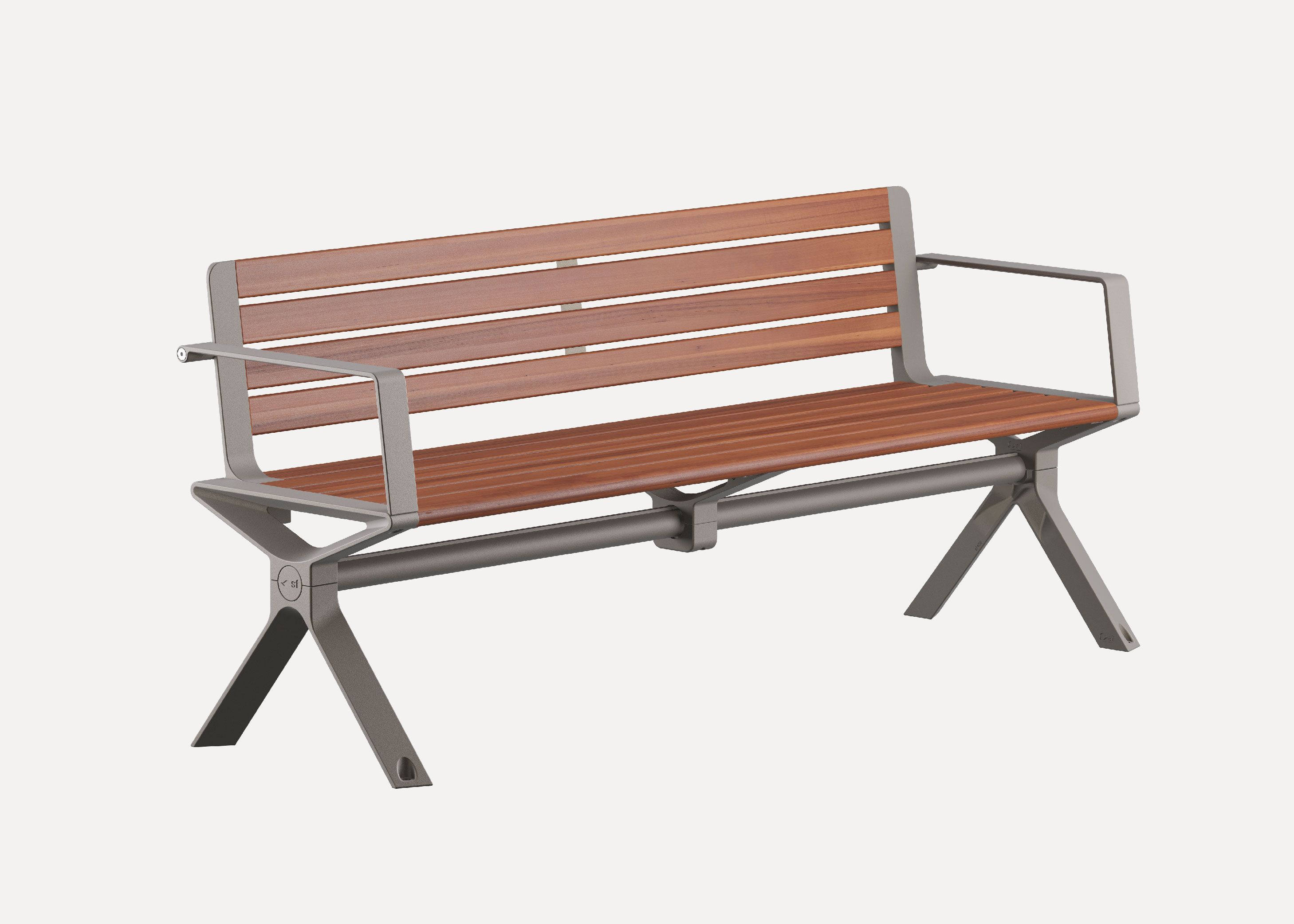 Plantation Furniture Australia Aria Seat Street Furniture Australia