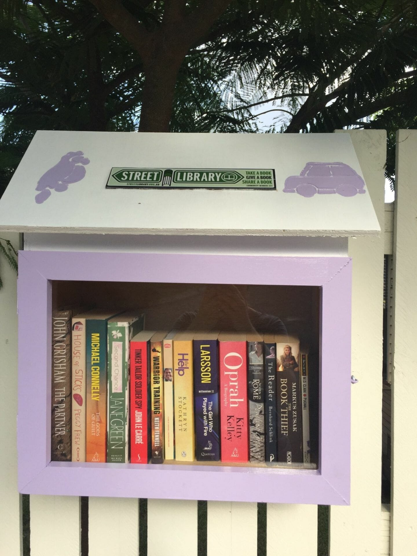 Library Furniture Australia Gregory Book Share Street Library Australia