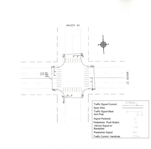 Pedestrian Poles Of Wiring Diagrams Online Wiring Diagram