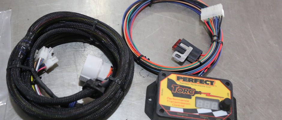 Installing a Painless Performance Perfect Torc Transmission