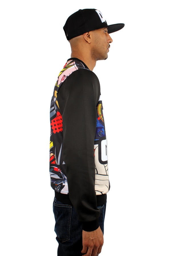 Puma Rebel Pullover Dirty Money Game 3d Digital Print Pullover Top