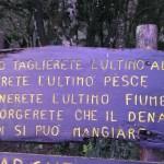 Cartello, Parco del Marganai