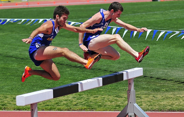 Defining Athleticism The 5 Components of Fitness Strength Running - components of fitness