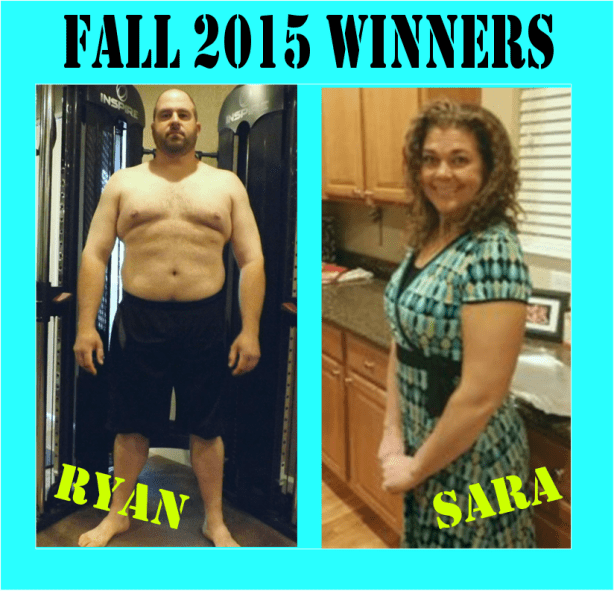 Fatitude Winners Fall 2015