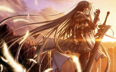 Beautiful Anime Wallpapers | Stress Effect
