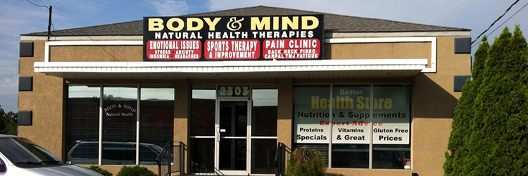 Body and Mind WIndsor Ontario Counselling Therapy
