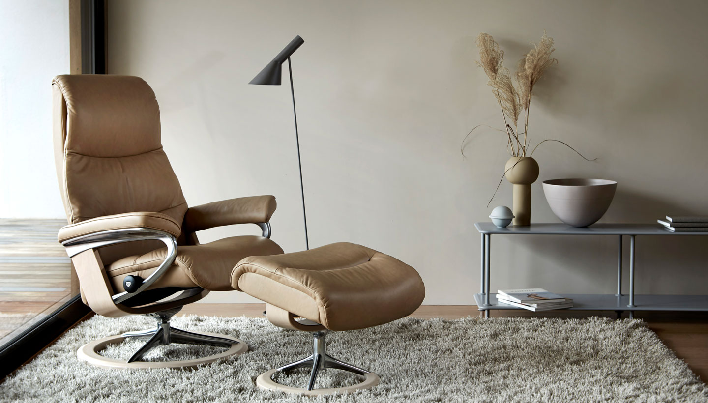 Stressless-world.com Stressless Comfort Recliner Chairs And Sofas
