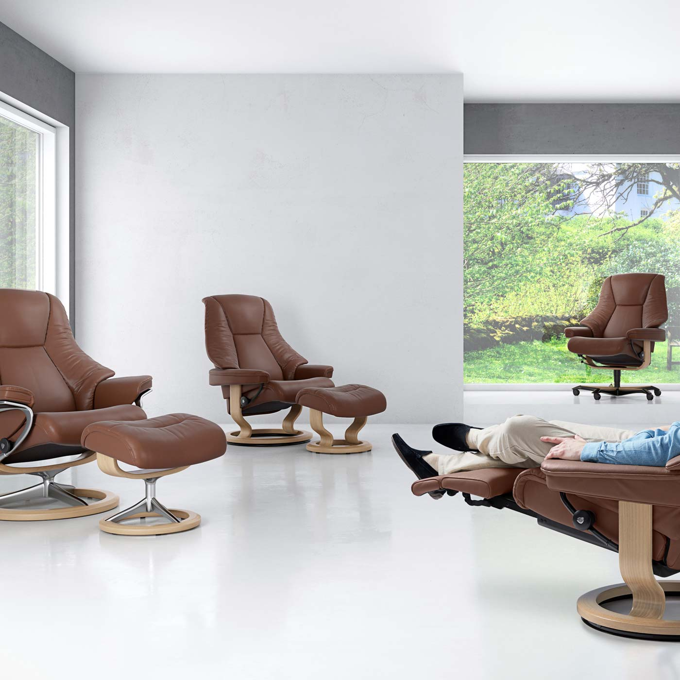 Hübner Stressless Shop