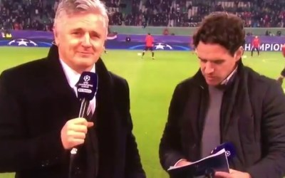 Owen Hargreaves can't count
