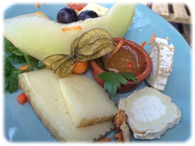 Käse-Auswahl. Foto: Heiko Weckbrodt