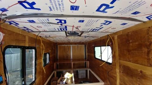 Medium Of Cargo Trailer Camper Conversion