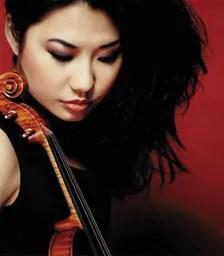 Violinist Sarah Chang