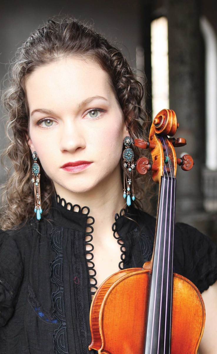 5 Minutes With Hilary Hahn – Strings Magazine Hilary Hahn