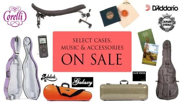 JSI Grad Sale Items Strings Mag