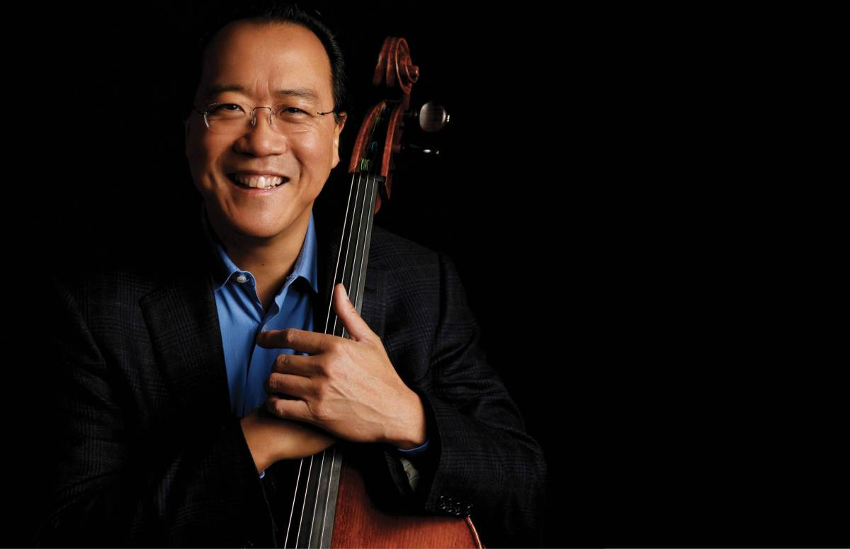 Citaten Yo Yo Ma : Yo ma on intonation practice and the role of music in