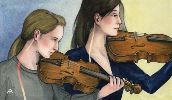 Illustration courtesy of Ashley Benham
