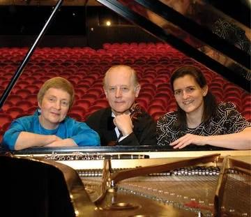 The Verdehr Trio