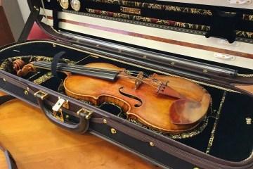 "1714 ""Joachim-Ma"" Stradivarius"
