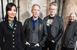 Kronos Quartet Fifty for the Future Strings Magazine