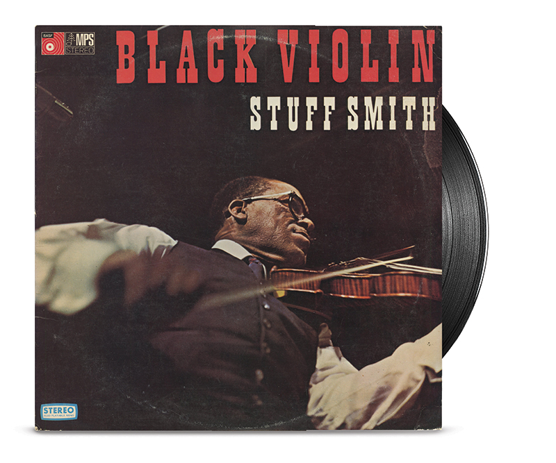 Stuff Smith's album Black Violin