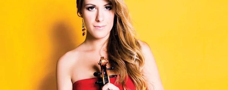 Violinist Francesca Dego on Castelnuovo-Tedesco's 'Ballade'