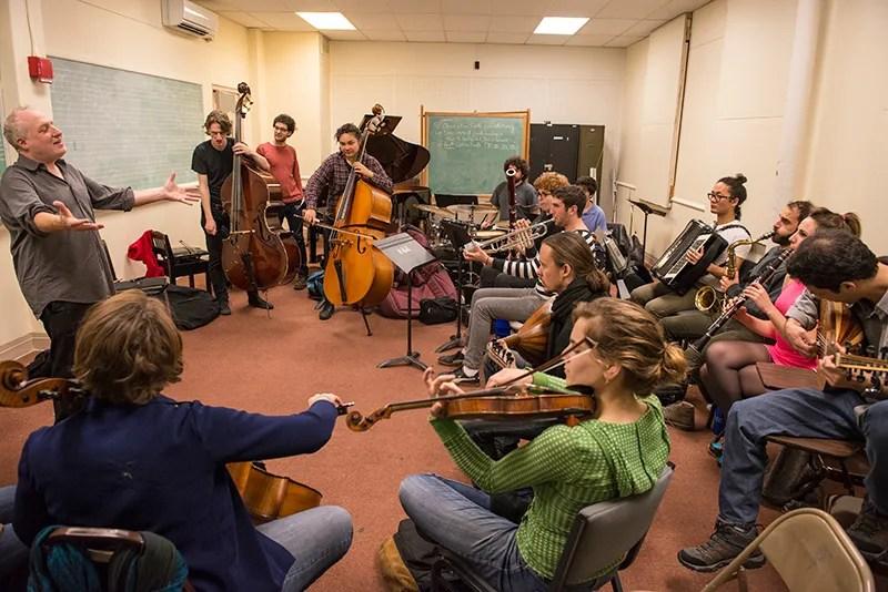 New England Conservatory of Music's Contemporary Improvisation Program