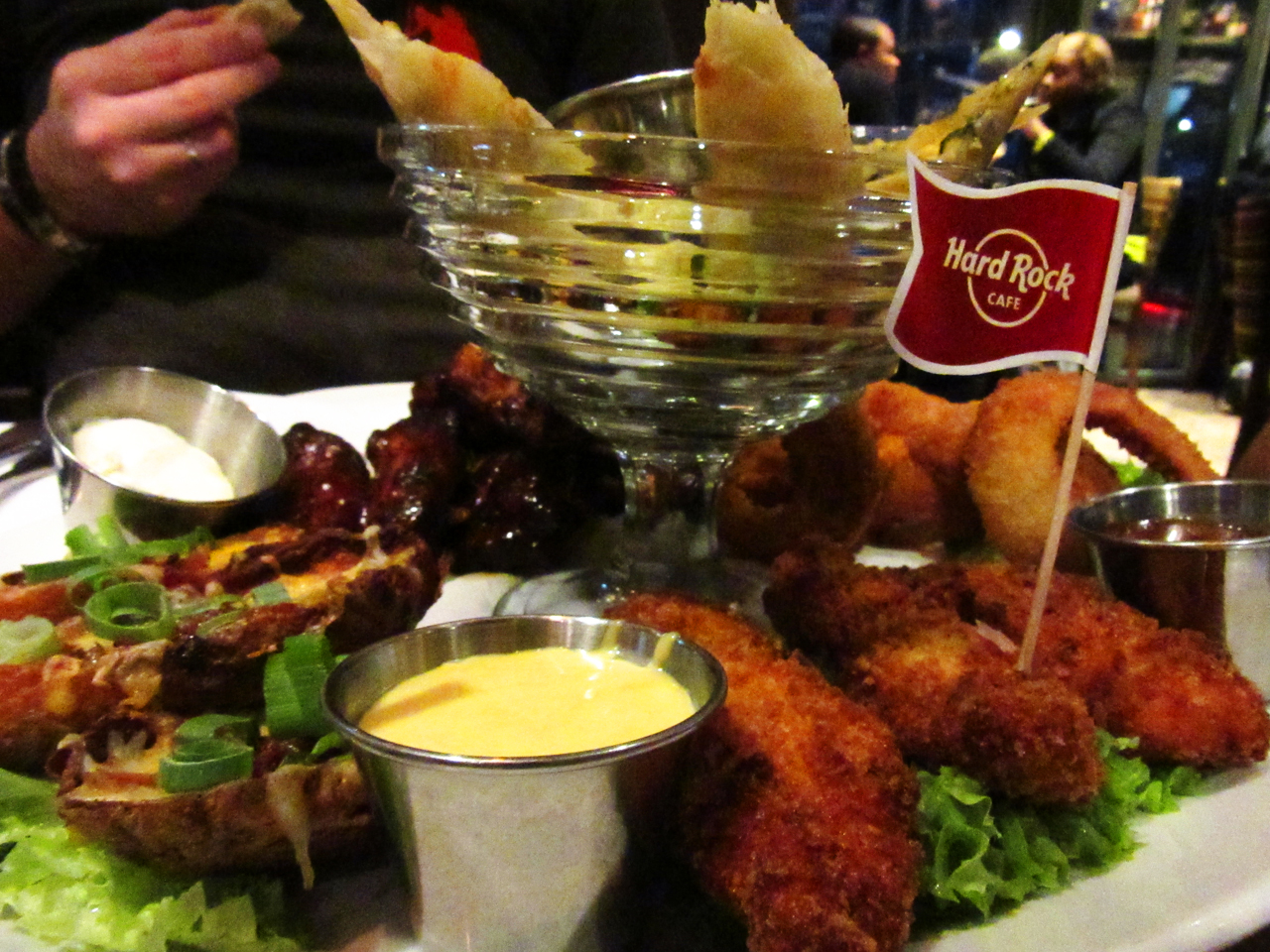 Welke Bbq Amerikaans Restaurant In Nederland: Hard Rock Cafe