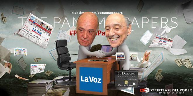 Panama Papaper La-Ruta-del-Dinero-de-La-Voz-del-Interior y clarin