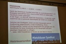 Fredi Fuchs : Neue Baugruppen-Großprojekte - Gemeinsam Hand anlegen