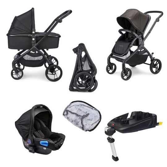 Reclining Travel Pushchair Meego Plumo Bundle From Stroll On Baby