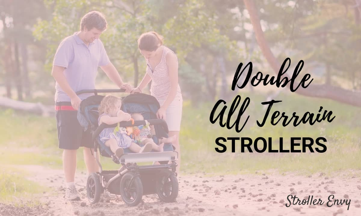 3 Wheel Buggy Vs 4 Wheel The Best All Terrain Double Strollers For The Money 2020