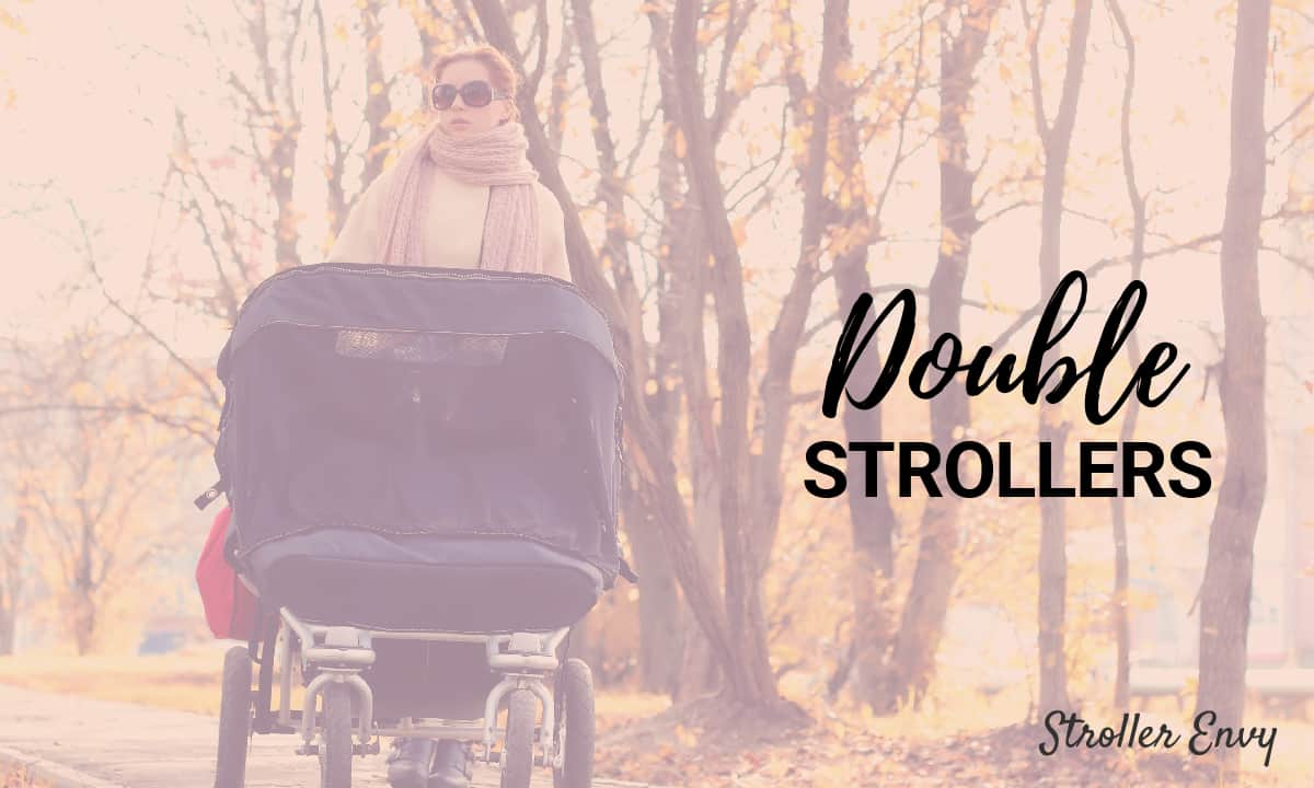 Double Buggy In Sale Double Baby Stroller Types Which One Is Right For You