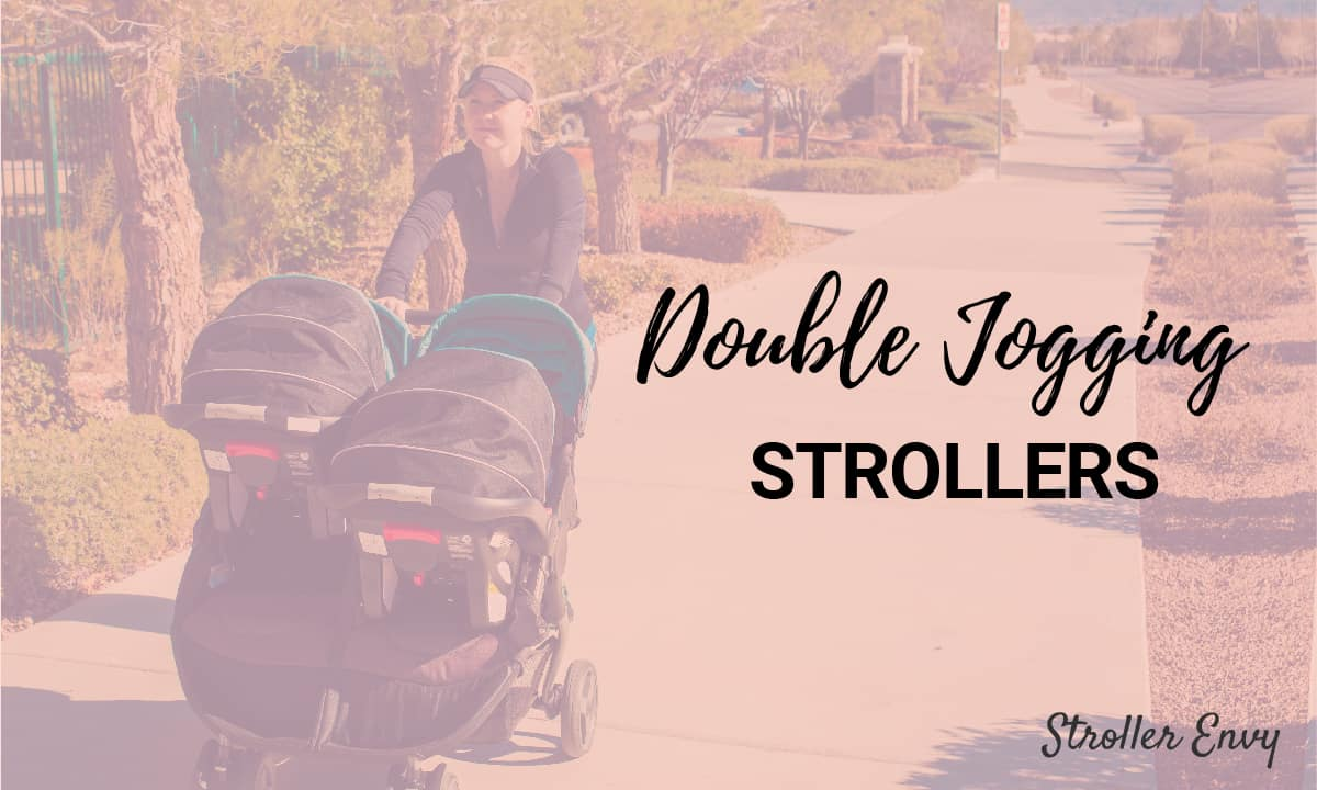 Jogging Stroller How To Use The Best Budget Double Jogging Strollers 2019