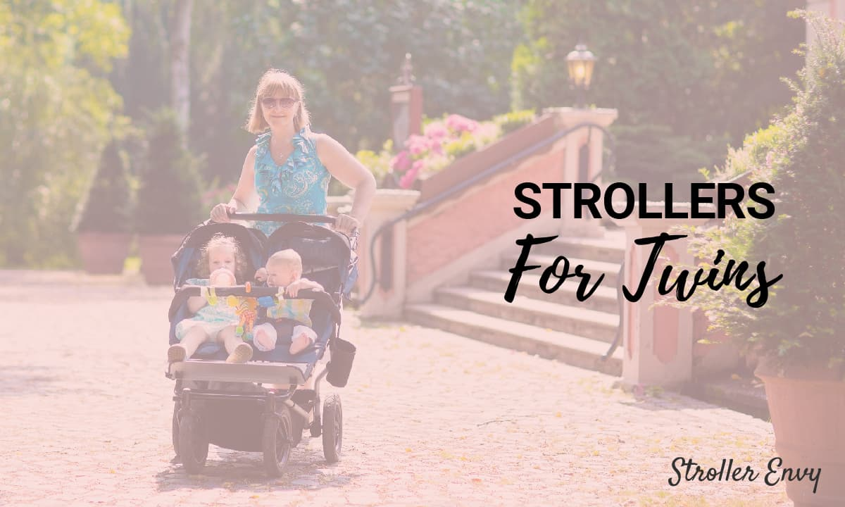 Double Stroller Expensive The Best Strollers For Twins 2019 Comparisons Reviews