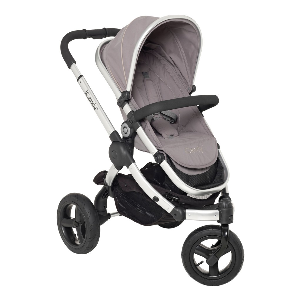 Jogger Stroller With Bassinet Icandy Peach Stroller Review