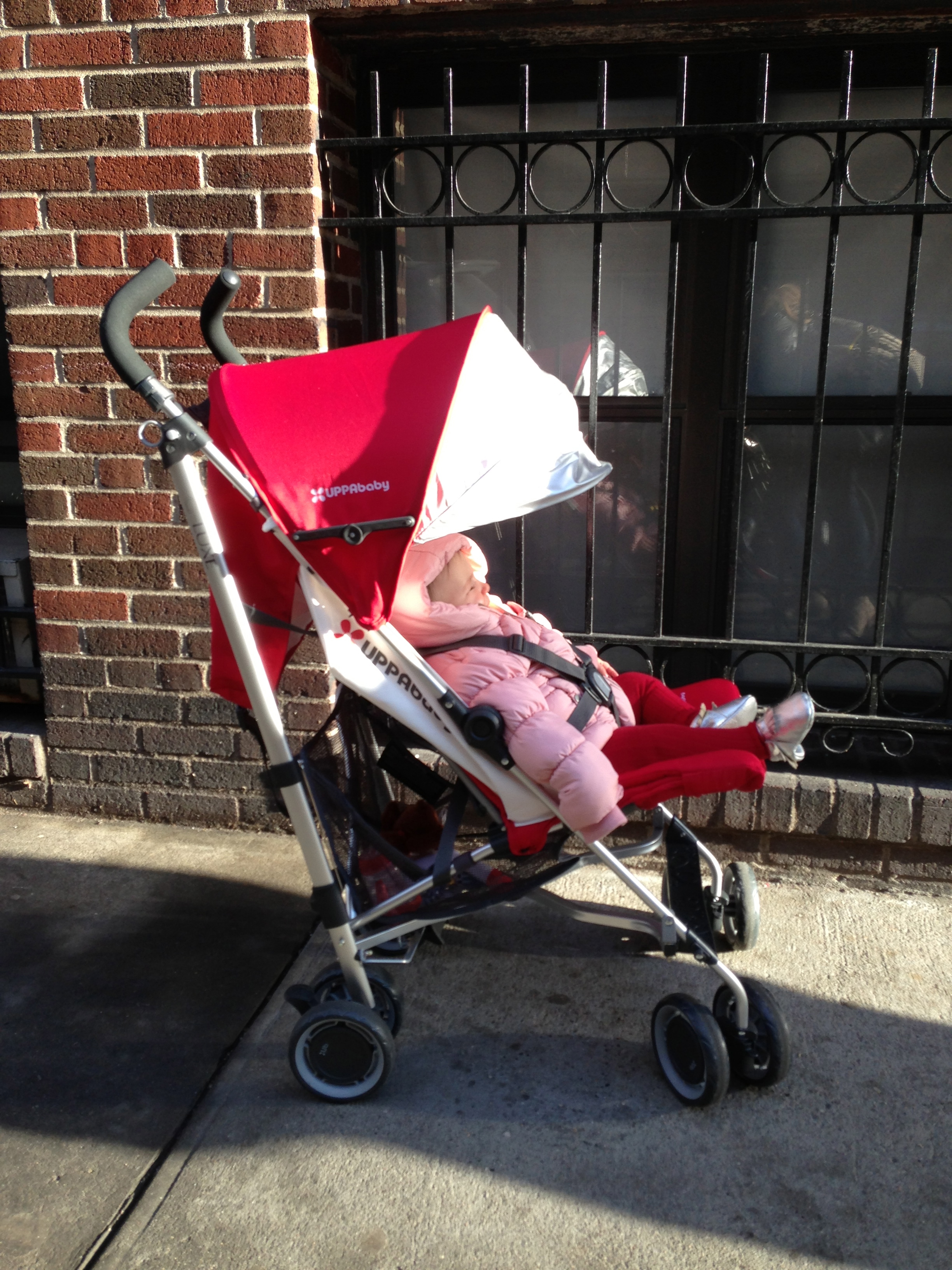 Baby Stroller In Usa Stroller Review Uppababy G Luxe Stroller In The City