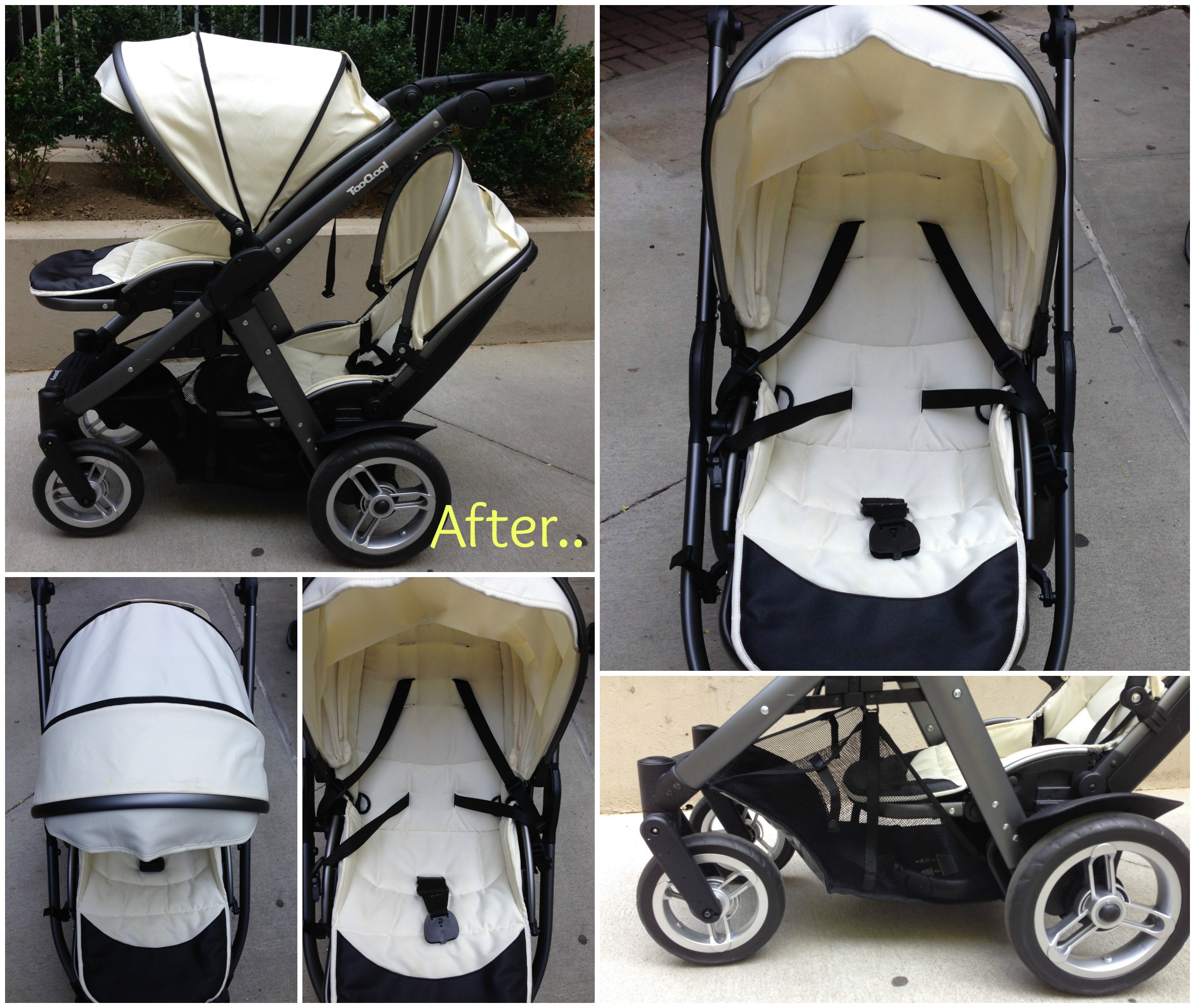 Newborn Baby Car Seat Test Dirty Stroller Try Babybubbles Stroller In The City